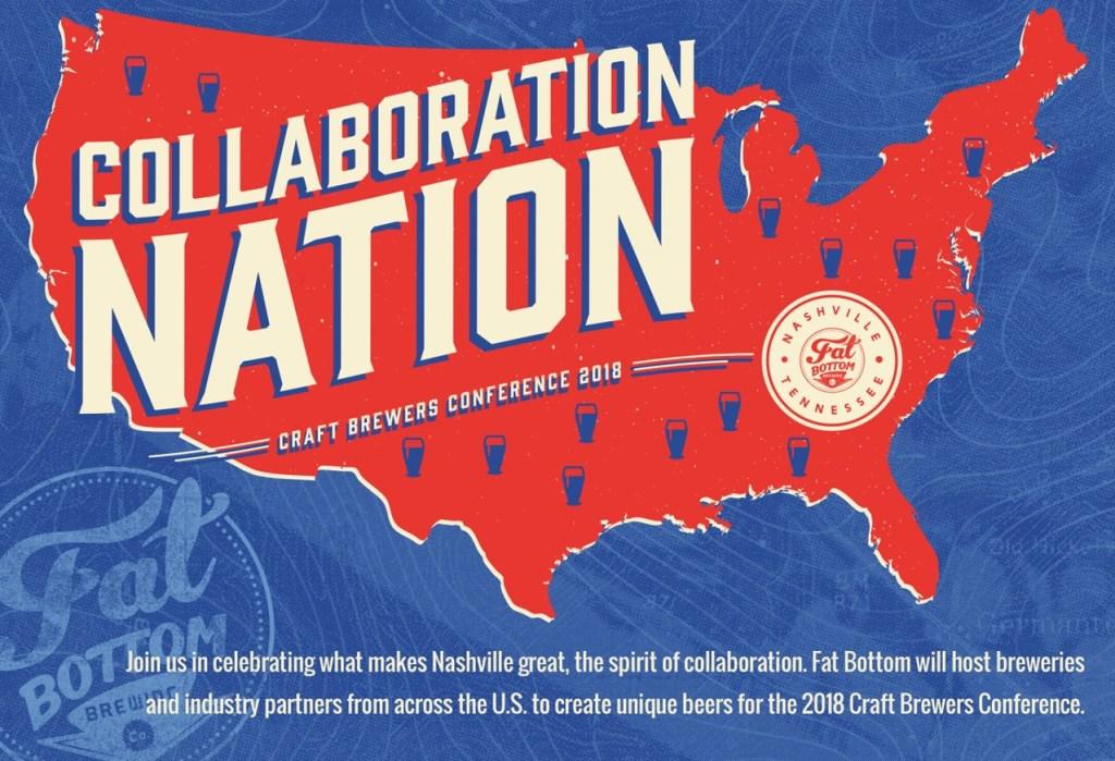 Fat Bottom Collaboration Nation