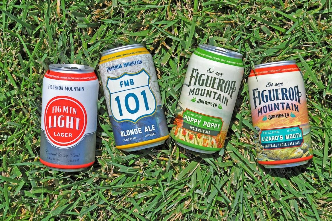 Figueroa Mountain Cans