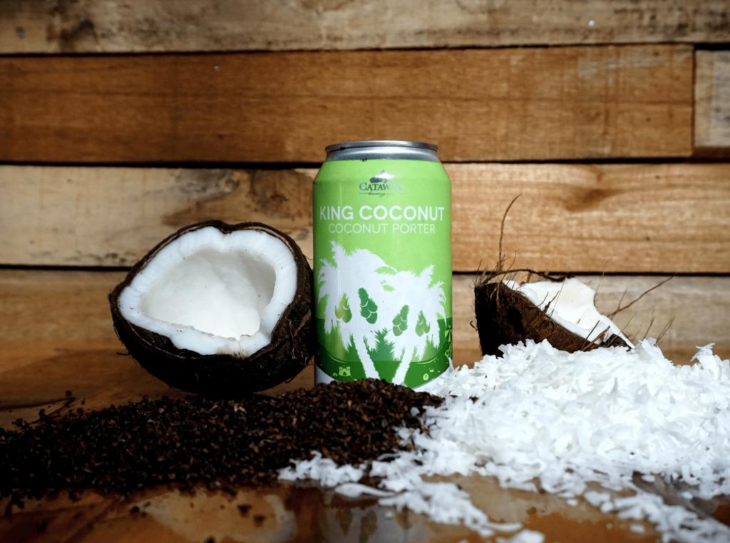 Catawba Brewing - King Coconut Porter