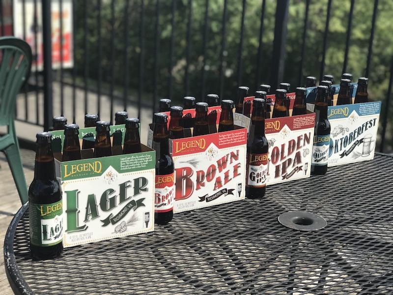 Legend Brewing 2017