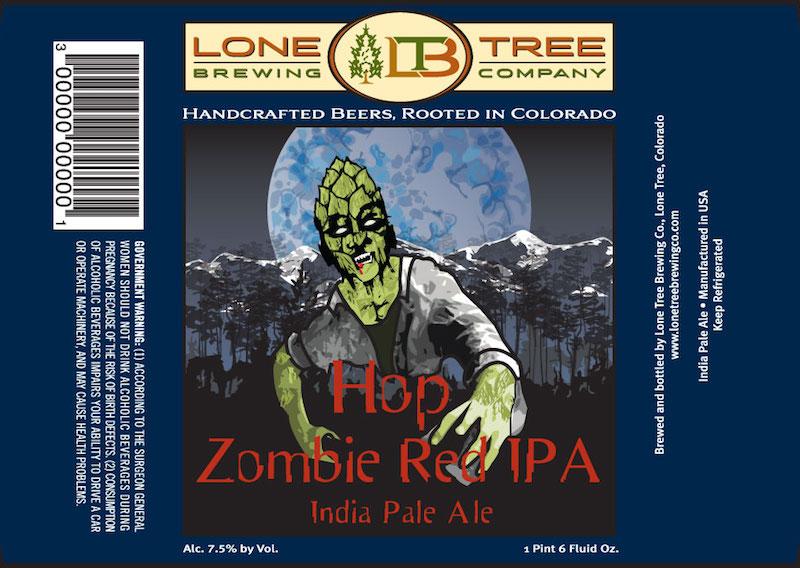 Lone Tree Hop Zombie