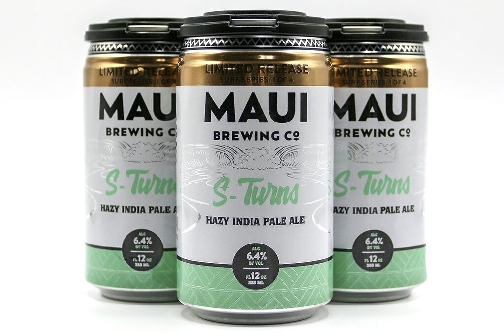 Maui Brewing Surf Series