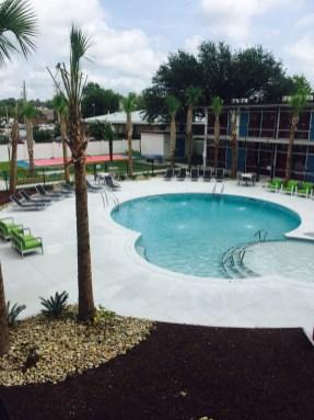 Mother Earth Motor Lodge Pool