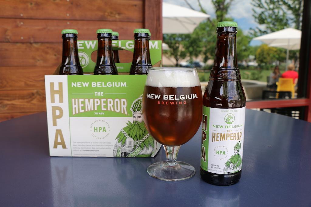 New Belgium The Hemperor