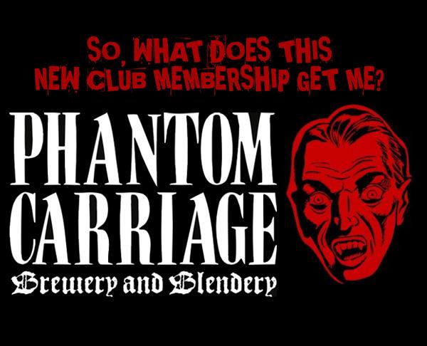 Phantom Carriage - PhanClub