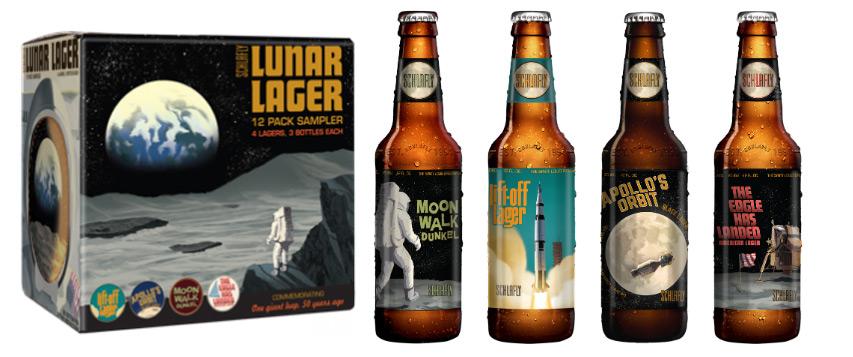 Schlafly Beer - Lunar Lager Pack