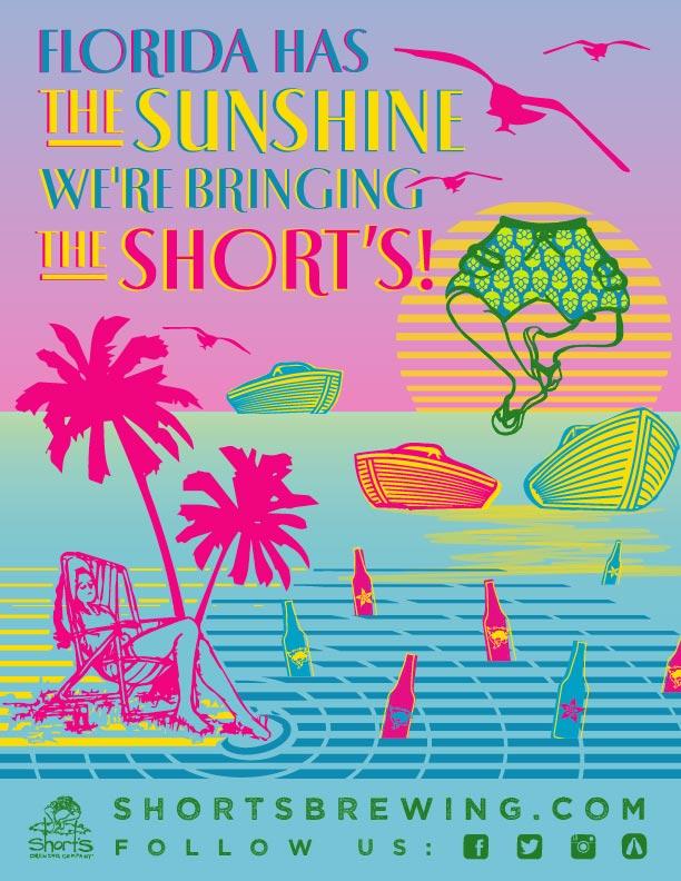 Shorts Brewing in Florida