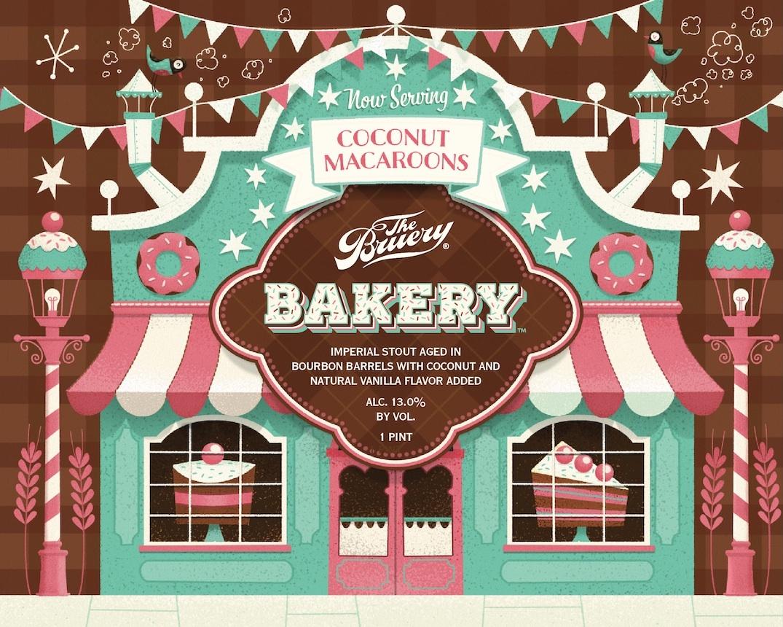 The Bruery Bakery Coconut Macaroons