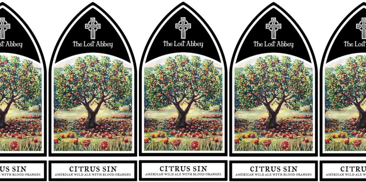 The Lost Abbey Citrus Sin