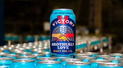 Victory Brewing Brotherly Love