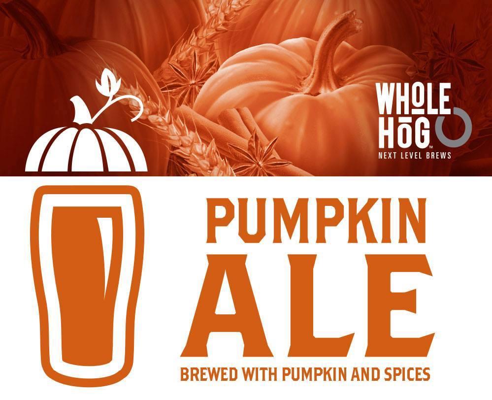 Whole Hog Pumpkin Ale