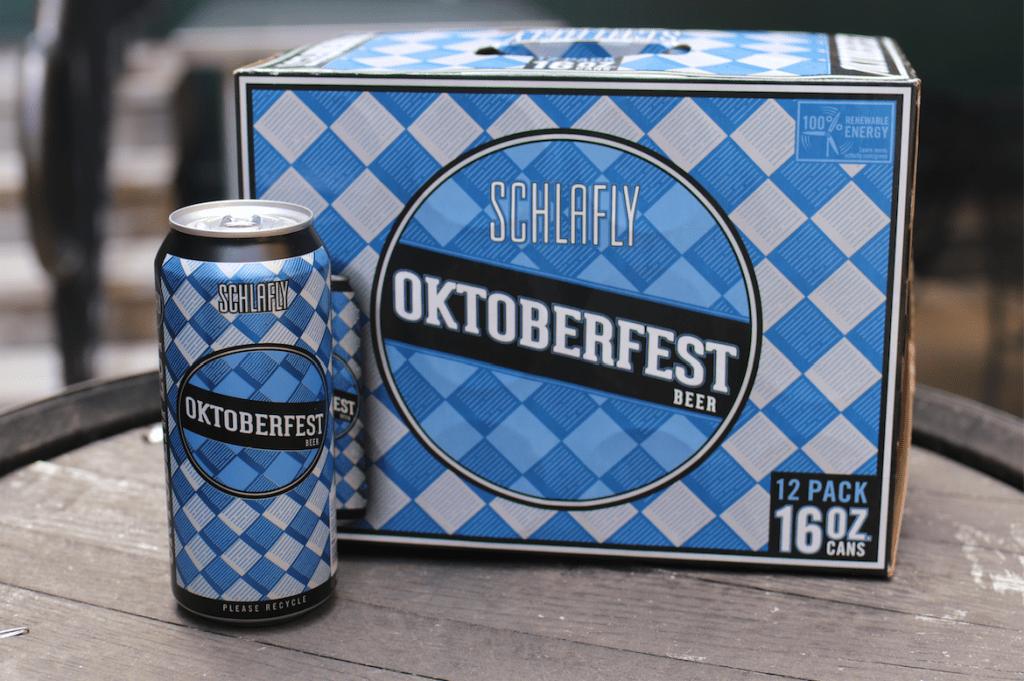 Schlafly Beer - Oktoberfest 12-pack