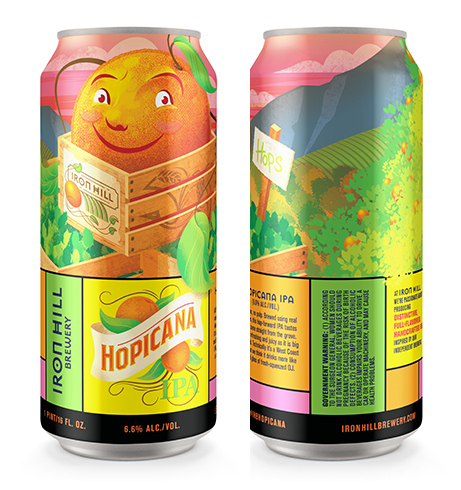 Iron Hill Brewery - Hopicana IPA