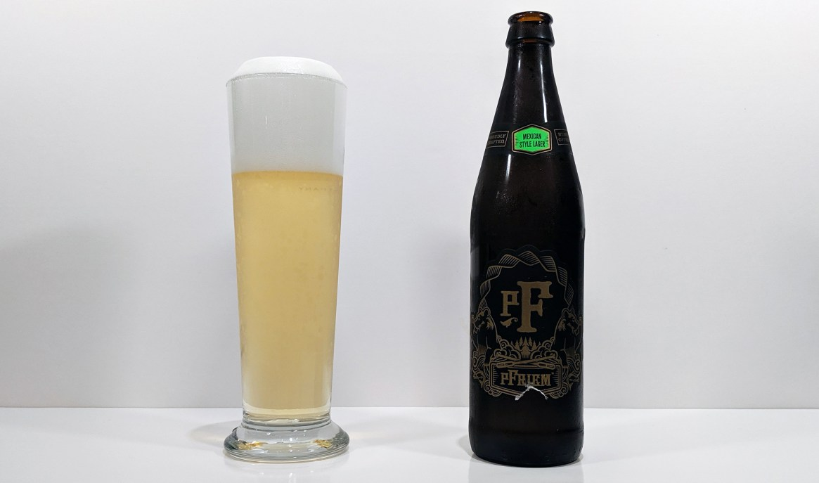 pFriem Mexican Lager