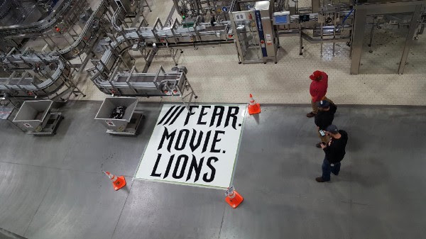 Stone Fear Movie Lions 2