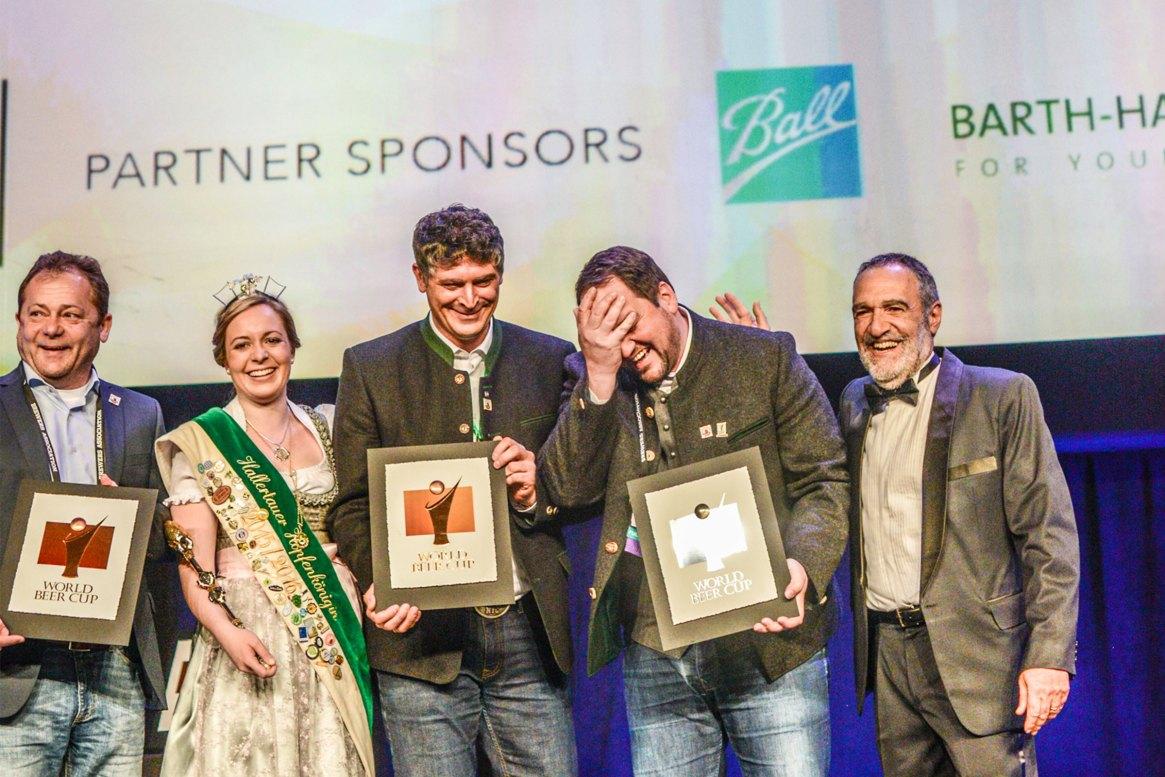World Beer Cup Award 3