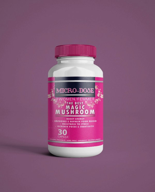The Best Micro Dose For Women