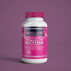 Women's ~ Micro-Dose Mushroom