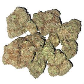 platinum purple kush gelato cross dried cannabis