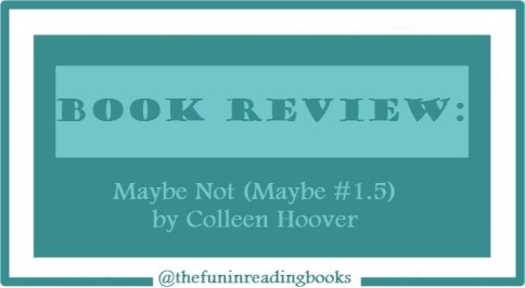 book review - maybe not