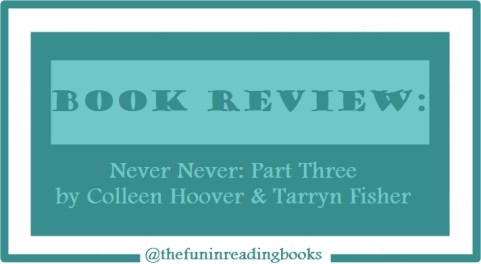 book review - never never 3