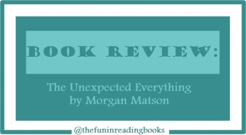 book review - the unexpected everything