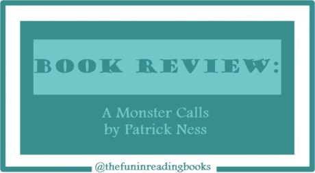 book review - a monster calls