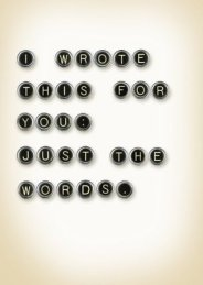 i-wrote-this-for-you-just-the-words
