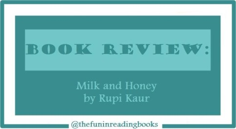 book review - milk and honey