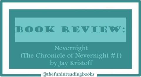 book review - nevernigjt