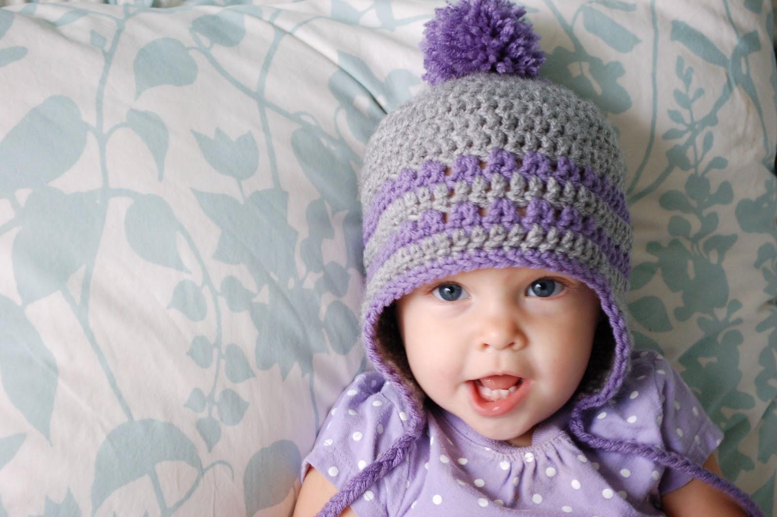 Simple Knit Hat Newborn