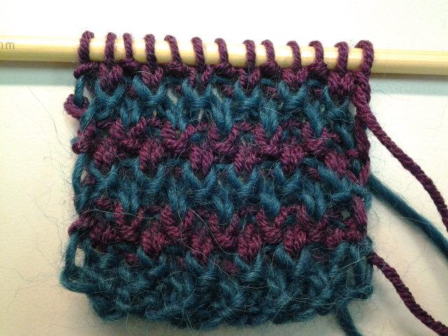 Funky Knit Scarf Patterns
