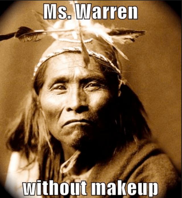 Warren No Make Up