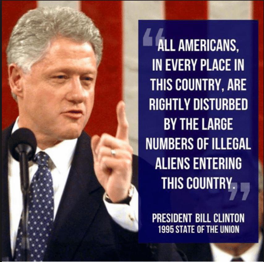 Bill Clinton Immigration