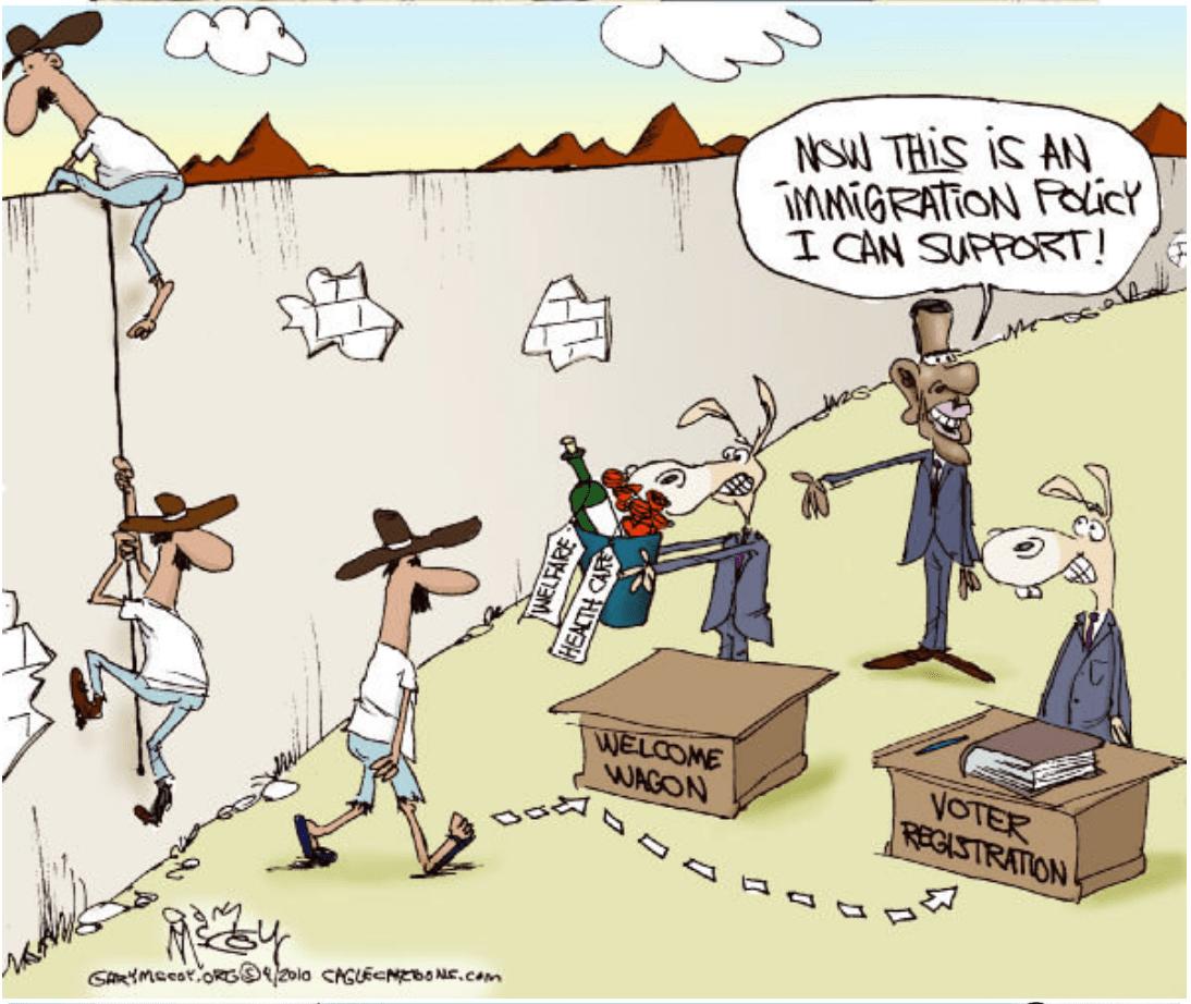 Democrat Voter Policy