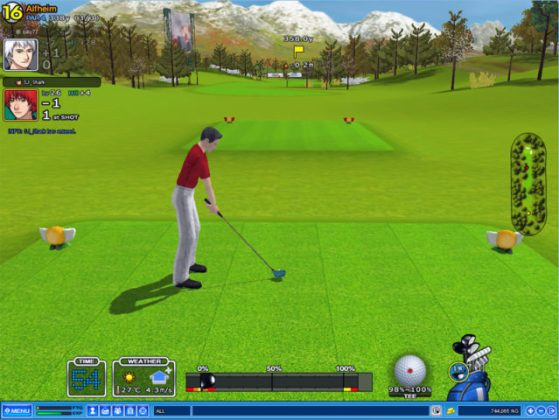Play Golf Online   Lots Of Fun Golf Games To Choose From Here   Fun     Golf ball