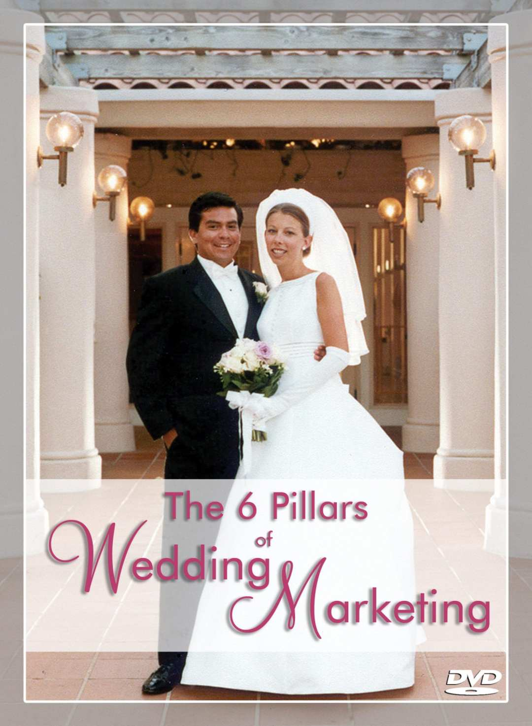 Peter Merry's DVD, The 6 Pillars of Wedding Marketing