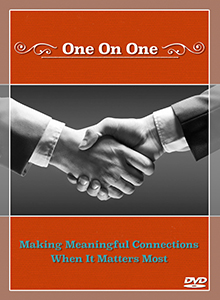 Peter Merry's DVD, One On One