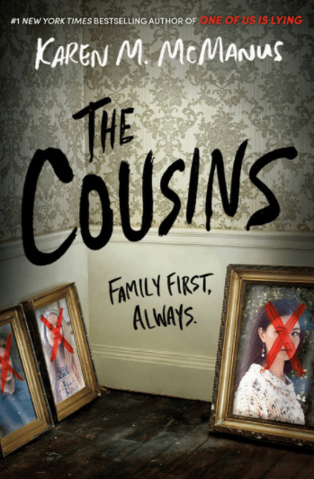 Book Cover: The Cousins by Karen M. McManus