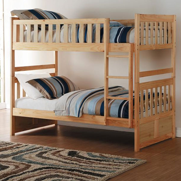 Cherry Bunkbed Multiple Options Discount Furniture