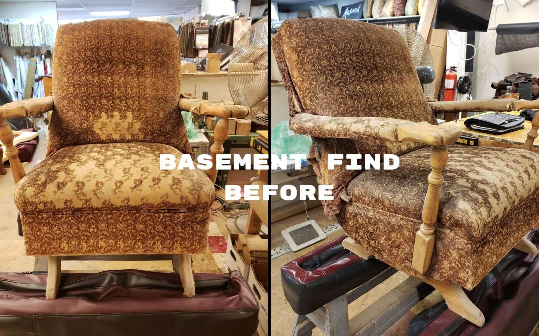 Basement  Find