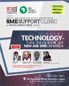 SME CLINIC flyer