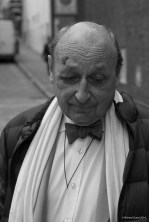 Street Portrait (for and of George), 2014