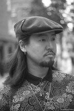 Street Portrait (for and of Daisuke), 2014