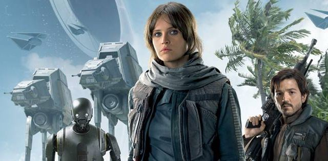 Rogue One: A Star Wars Story – The Road to Going Rogue