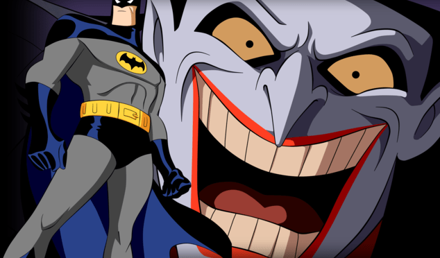 Mark Hamill: Adventures in Star Wars And Batman: The Animated Series