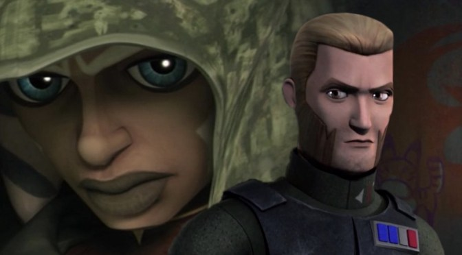 Kallus and Ahsoka: Abhorred and Adored