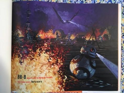 BB-8, my favorite image