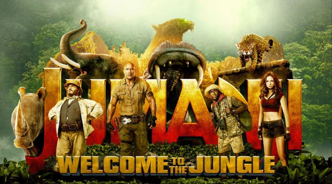 Film Review: Jumanji: Welcome to the Jungle