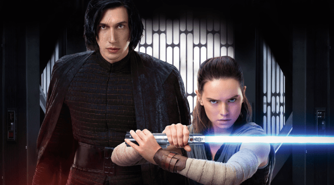 Entertainment Weekly Unveil Textless Versions of Their Star Wars: The Last Jedi Covers